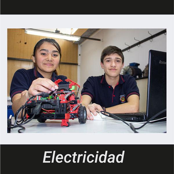 Admisión LIPPAC Electricidad