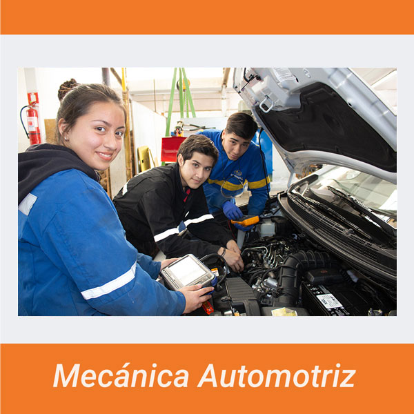 Admisión LIPPAC Mecánica Automotriz
